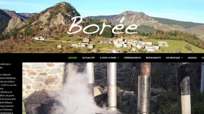 Commune de Borée